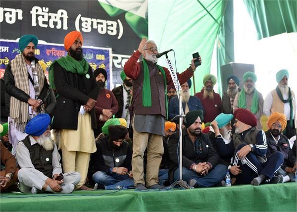 sanyukt kisan morcha farmers protest