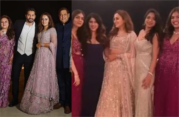 here are some unseen pictures of varun and natasha  s wedding