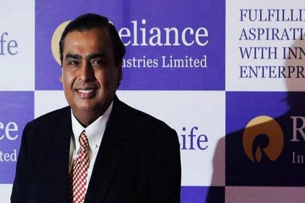 shares of reliance rise 5 per cent m cap crosses rs 13 lakh crore