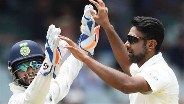 r ashwin rishabh pant international cricket council best player award nominee