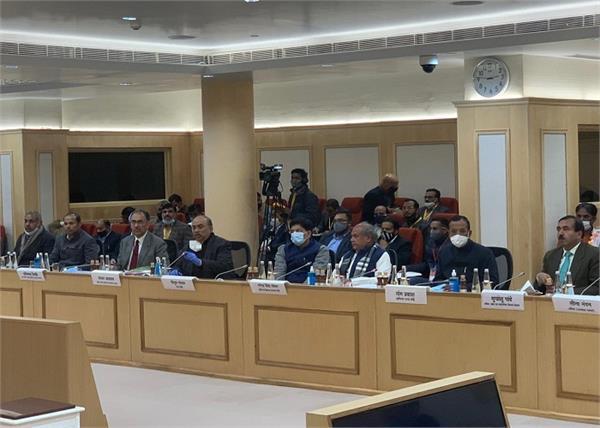 farm laws govt and farmers meeting