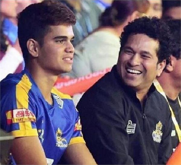 arjun tendulkar  mumbai  senior team  select