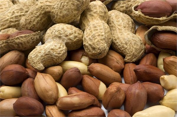 peanuts stomach ache acidity joint pain back pain