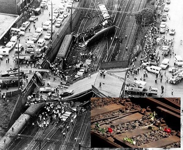 australia granville train accident