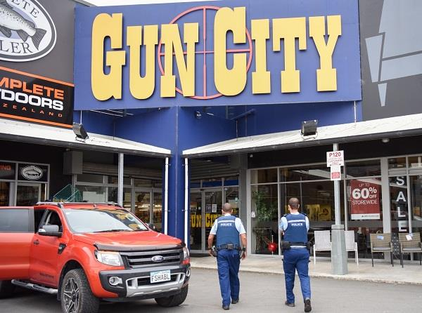 new zealand  arms buy back