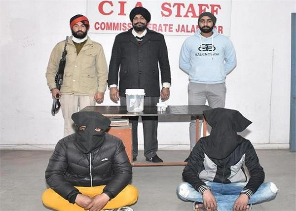 home petrol pump arrested blast jalandhar