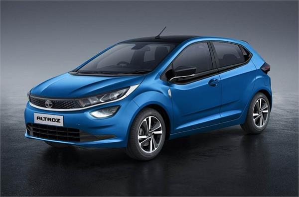 tata motors  altroz  new petrol edition