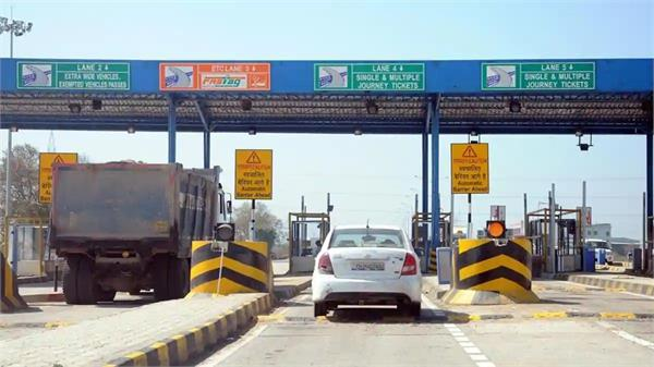 toll collection through fastag in dec