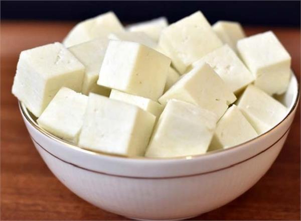 paneer strong bones sugar cholesterol weight