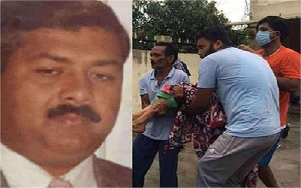 cricketer suresh raina relative murder accused saharanpur police arrested