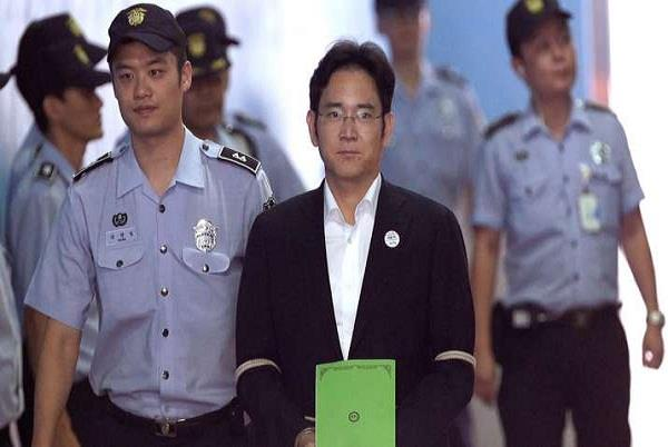 samsung electronics vice chairman convicted of corruption