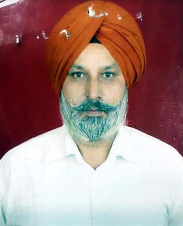 gun firing amritsar retired subedar injured