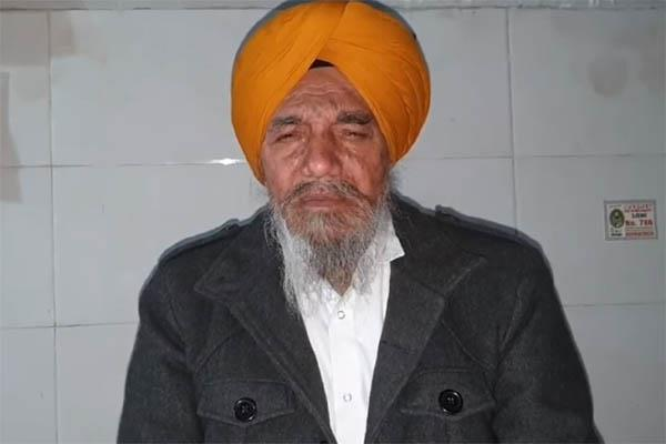 joginder singh ugraha condemned the incident at the red fort