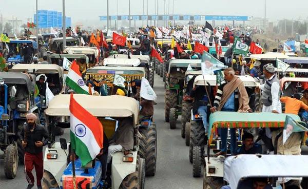 republic day 2021 history first time soldiers farmers parade