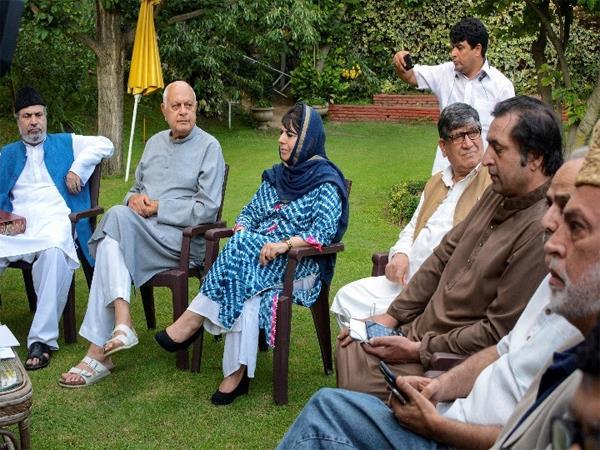 sajjad line s people s conference quit gupkar alliance