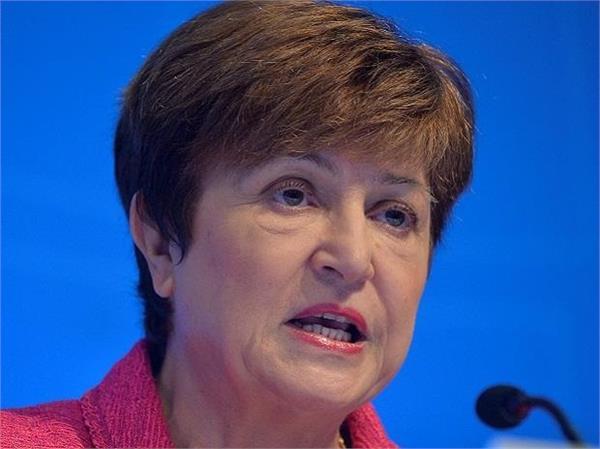 imf chief praised india for taking steps during coronavirus pandemic