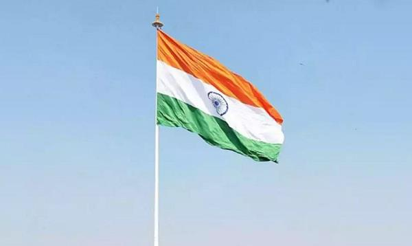 bsf hoists 131 feet high tricolor along indo pakistan border in jammu