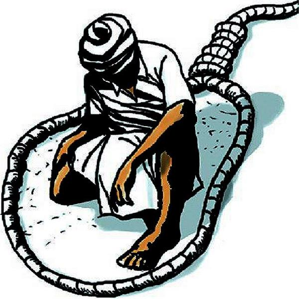 dhaula farmer commits suicide after returning from delhi dharna