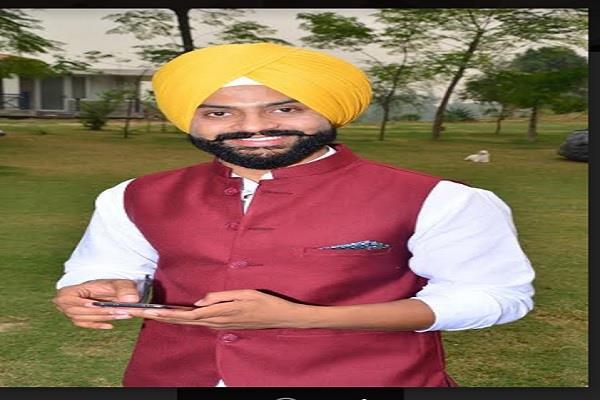 italy indian man app in punjabi language