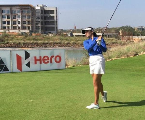 ridhima started with a victory in 2021 hero wpgt