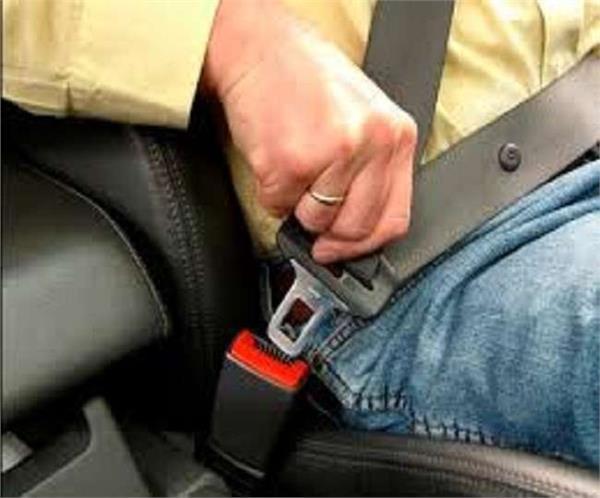 seat belt in cars delhi