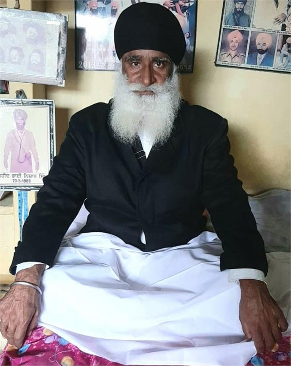 granthi farmer of ferozepur commits suicide