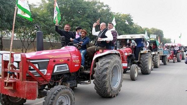 308 twitter handles operating from pak for disturbances in the tractor rally