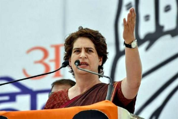 modi is not only an arrogant prime minister  he is also a coward  priyanka