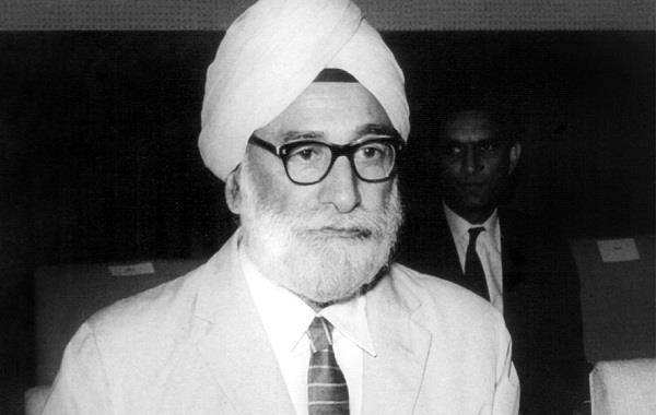 the agricultural policy maker was justice gurnam singh