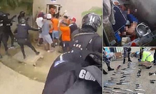 ecuador  gangwar  67 prisoners die