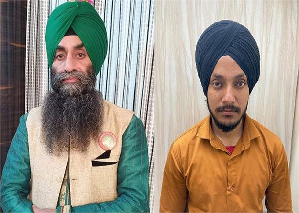 red fort violence delhi police arrested two wanted accused from jammu