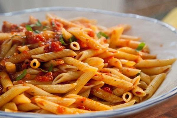cooking tips  eat pasta cooked in the home kitchen