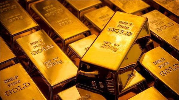 gold prices fall today