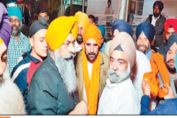 tihar jail youth  release delhi gurdwara committee