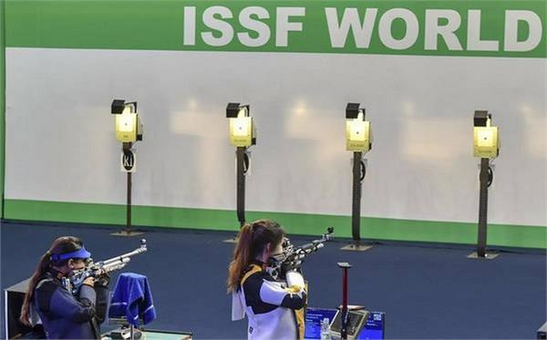 isolation  strict rules  issf world cup  postponed
