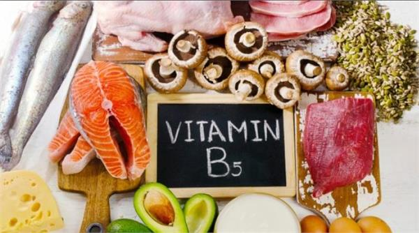 symptoms appear body due to vitamin b5 deficiency  do not ignore