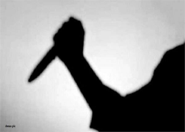 dehli minor brother assault and knief by boys