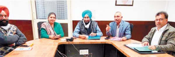 municipal corporation  town planning and building ad hoc committee  meeting