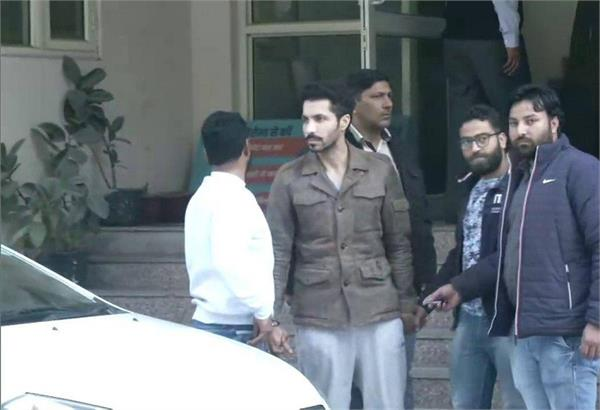 deep sidhu arrested karnal