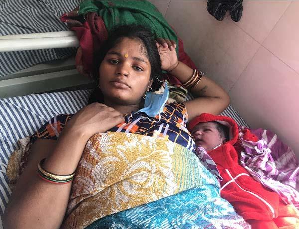 woman  delivery  civil hospital ludhiana