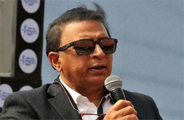 sunil gavaskar  s response to the critics of the pitch is a big thing