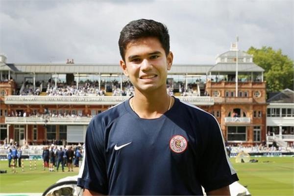 indian premier league mumbai indians jersey arjun tendulkar