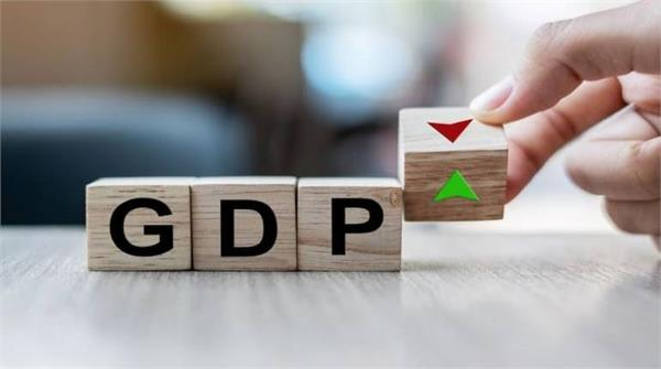 gdp growth could be 13 7 per cent