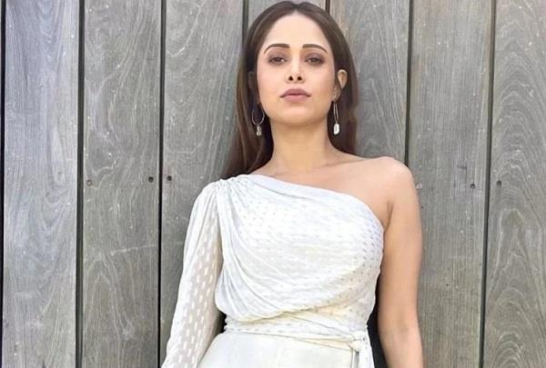 actress nusrat bharucha in a white dress had a captivating photoshoot