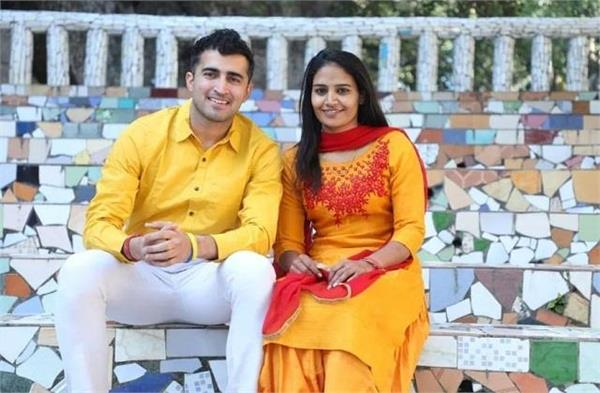 olympian poonam malik to tie the knot soon especially the wedding card