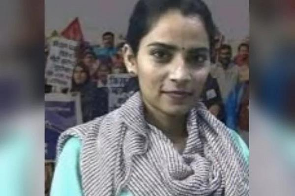 haryana naudeep kaur bail karnal jail