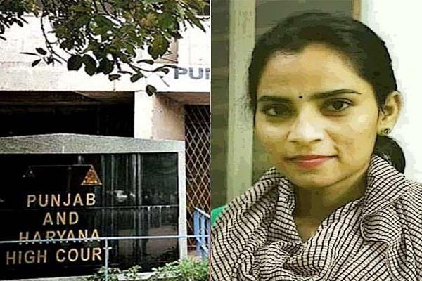 naudeep kaur high court bail