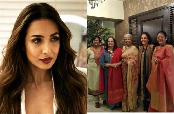 actress malaika arora  s close aunt dies