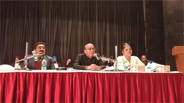 jalandhar municipal corporation  councilor house  meeting
