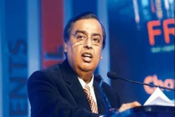 reliance separate company to be set up for oil and chemicals business